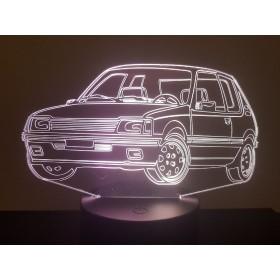 252151 LAMPE 205 GTI...